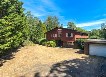 Thumbnail 5 bed detached house for sale in Worplesdon Hill, Woking, Surrey