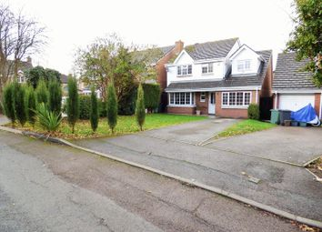 Thumbnail 4 bed detached house for sale in Upton Lane, Abbeymead, Gloucester