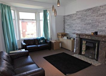 Thumbnail 2 bed flat to rent in Sandringham Road, Newcastle Upon Tyne