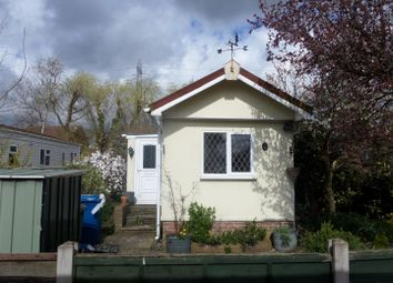 Thumbnail 1 bed mobile/park home for sale in Biddulph Park, Ironstone Road, Burntwood