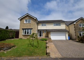 Thumbnail 4 bed detached house for sale in Lowerfold Drive, Rochdale