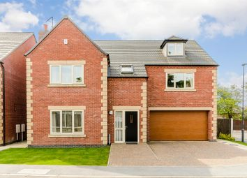 Thumbnail 5 bed detached house for sale in Oak Drive, Littleover, Derby
