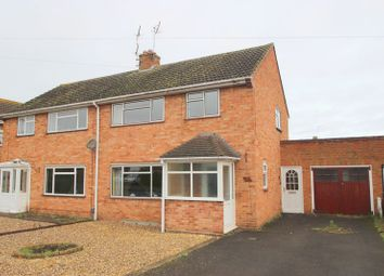 Thumbnail 3 bed semi-detached house for sale in Drayton Avenue, Stratford-Upon-Avon