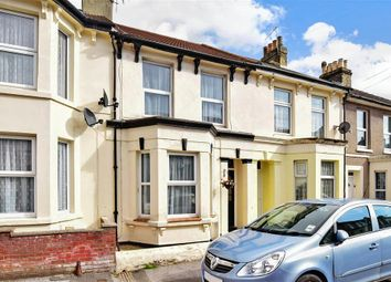 Thumbnail 2 bed terraced house for sale in Oswald Road, Dover, Kent