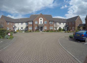 Thumbnail 2 bedroom flat to rent in Regents Court, Queensway, North Walsham