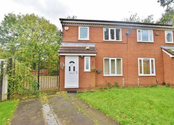 Thumbnail 3 bed semi-detached house for sale in Brotherton Drive, Salford