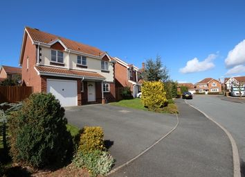Thumbnail 4 bed detached house to rent in Quality Detached Four Bedroom House, Warndon Villages, Worcester