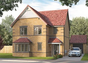 "Thumbnail 4 bed detached house for sale in ""The Bibury"" at Cranleigh Road, Woodthorpe, Mastin Moor, Chesterfield"