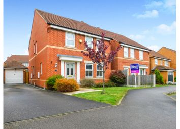 Thumbnail 4 bed detached house for sale in Wilkinson Way, Scunthorpe