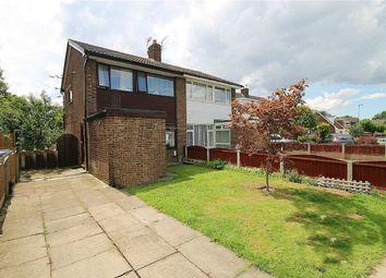 Thumbnail 3 bed semi-detached house for sale in Birdwell Drive, Great Sankey, Warrington