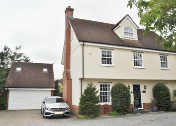 Thumbnail 6 bed detached house for sale in School Lane, Broomfield, Chelmsford, Essex