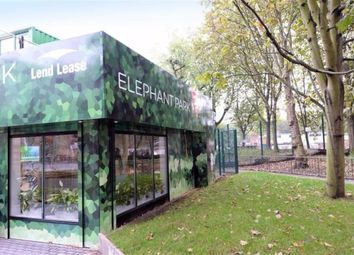 Thumbnail 1 bed flat for sale in Elephant Park Walworth Road, London