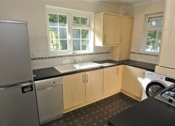 Thumbnail 2 bed maisonette to rent in Castleview Road, Weybridge