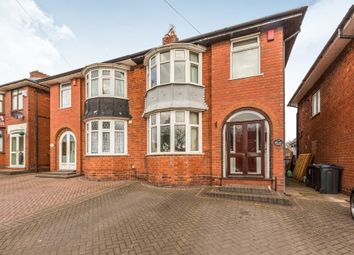3 bed semi-detached house for sale in Barrows Lane, Sheldon, Birmingham B26