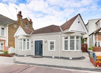 Thumbnail 4 bed detached bungalow for sale in Leigham Court Drive, Leigh-On-Sea, Essex