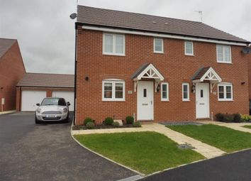 Thumbnail 3 bed semi-detached house to rent in Tournament Court, Edgehill Drive, Chase Meadow Square, Warwick