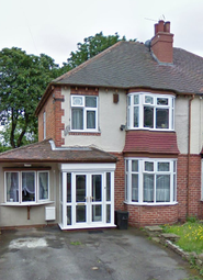Thumbnail 3 bed semi-detached house to rent in Lea Hill Road, Handsworth