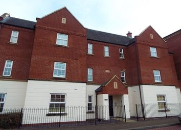 Thumbnail 2 bed flat to rent in Deykin Road, Lichfield