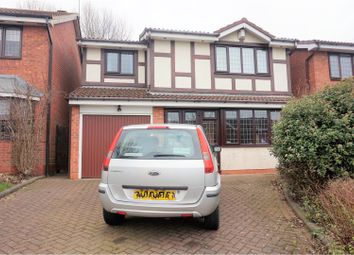 Thumbnail 4 bedroom detached house for sale in Fernhurst Drive, Brierley Hill