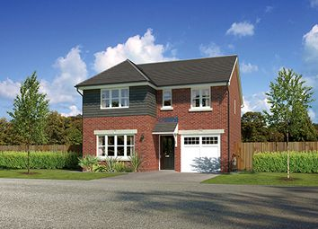 "Thumbnail 4 bed detached house for sale in ""Dukeswood"" At Bye Pass Road, Davenham, Northwich CW9, Davenham,"