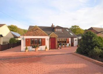Thumbnail 4 bed bungalow for sale in Tally Ho Road, Stubbs Cross, Ashford, Kent
