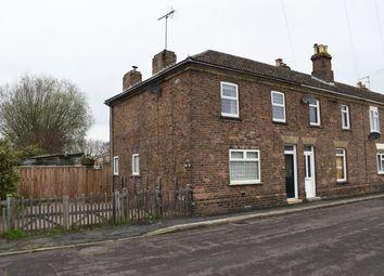 Thumbnail 3 bed end terrace house for sale in Sutton Bridge, Lincolnshire