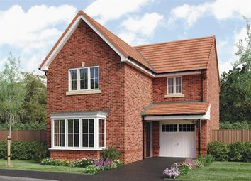 "Thumbnail 3 bedroom detached house for sale in ""Malory"" at Leeds Road, Thorpe Willoughby, Selby"