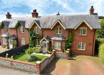 Thumbnail 4 bed semi-detached house for sale in Floud Cottages, West Meon, Petersfield, Hampshire