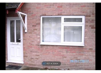 Thumbnail 1 bed maisonette to rent in Woodstock Avenue, Nottingham