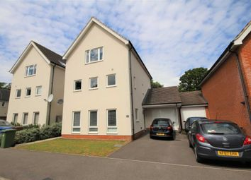 Thumbnail 4 bed detached house for sale in Jaguar Lane, Bracknell