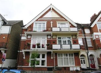 Thumbnail 1 bed flat to rent in Sternhold Avenue, Balham