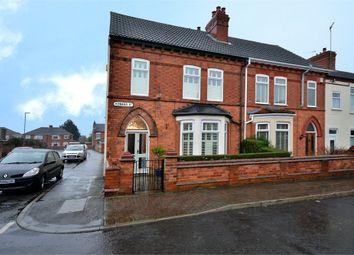 Thumbnail 4 bedroom end terrace house for sale in Howard Street, Sutton-In-Ashfield, Nottinghamshire