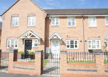 Thumbnail 2 bed town house for sale in Sunflower Drive, Warrington