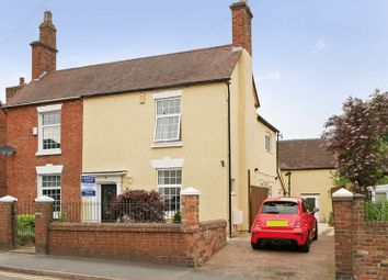 Thumbnail 3 bed semi-detached house for sale in Park Street, Madeley, Telford