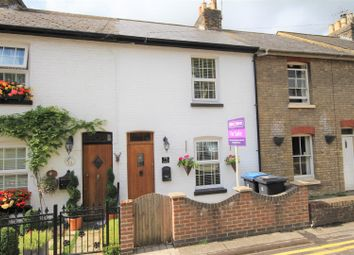 Thumbnail 2 bed terraced house for sale in Lower Road, Dover