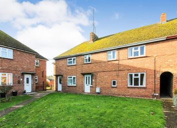 Thumbnail 3 bed terraced house to rent in Rectory Fields, Woolstone, Milton Keynes