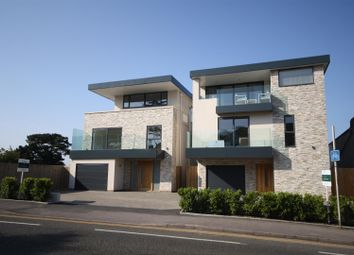 Thumbnail 4 bed detached house for sale in Sandbanks Road, Lilliput, Poole