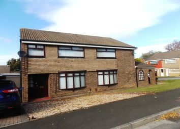 Thumbnail 3 bed semi-detached house to rent in Bassenthwaite, Middlesbrough