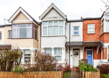 Thumbnail 3 bed terraced house for sale in Harrow View Road, London