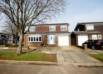 Thumbnail 4 bed detached house for sale in Turners Way, Morpeth