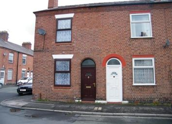 Thumbnail 2 bedroom terraced house for sale in David Street, Northwich, Cheshire
