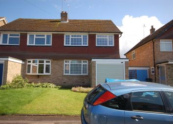 Thumbnail 3 bed semi-detached house to rent in Malm Close, Rickmansworth