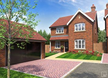 4 bed detached house for sale in St. Francis Close, Tring HP23