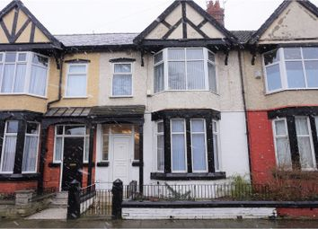 Thumbnail 4 bed terraced house for sale in Elm Vale, Liverpool