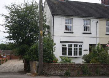 Thumbnail 2 bed end terrace house to rent in Island Road, Sturry, Canterbury