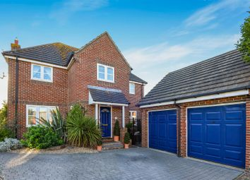 Thumbnail 4 bed property for sale in Vestry Close, Grove, Wantage