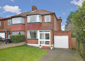 Thumbnail 3 bed semi-detached house for sale in Curthwaite Gardens, Oakwood