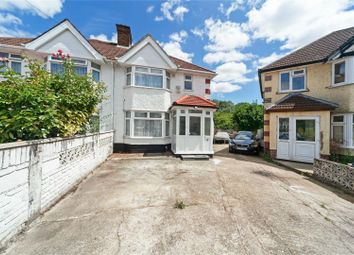Thumbnail 5 bed semi-detached house to rent in Park View, Wembley