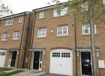 Thumbnail 4 bed town house for sale in Priestfields, Leigh, Lancashire