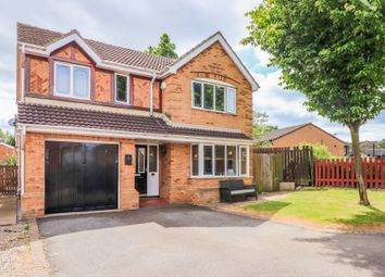 Thumbnail 4 bed detached house for sale in Priory Ridge, Crofton, Wakefield